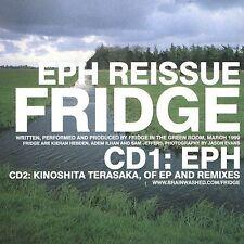 Fridge: EPH Reissue NEW 2-CD Temporary Residence