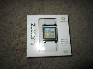 iWatchz - Q Collection - for iPod nano 6th generation white