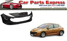 PEUGEOT 207 FRONT BUMPER PAINTED ANY COLOUR 2006 - 2009