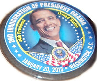 OBAMA  2013 pin INAUGURATION pinback  2.25 inch #2