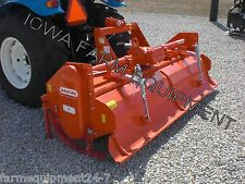 "Rotary Tiller: Maschio B230 93"", Tractor 3-Pt, Pto: 100Hp Gearbox"