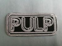 Pulp Sew or Iron On Patch