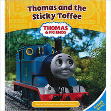 Thomas and the Sticky Toffee (Thomas & Friends), New,  Book