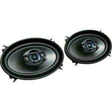"2 Sony 4"" x 6"" 4-Way 400W Peak Power Car Speaker (XS-R4645) - NO HARDWARE™"