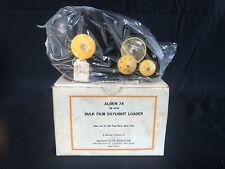New listing Alden 74 35 mm Bulk Film Daylight Loader