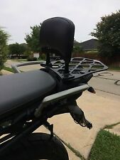 Long Luggage Rack and Backrest for Triumph Tiger 800 800XC XCX XCA XR XRT XRX