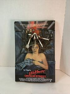 A Nightmare on Elm Street 3D Poster McFarlane's Pop Culture Masterworks (2006)