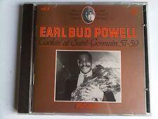 BUD POWELL COOKIN 57-59 CD CLARK TERRY BARNEY WILEN KENNY CLARKE PIERRE MICHELOT