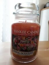 Yankee candle spring bouquet large jar