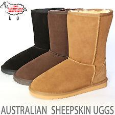 Ugg Boots Classic Short Australia Uggs Womens Mens Sizes 6 7 8 9 10 11 12 13 14