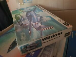RARE REVELL Grumman F4F-4 Wildcat H-299 1:32 Model Kit