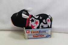 Zynga Farmville Animal Games Hasbro Old Maid Card Game in Rock Star Cow Pouch