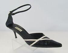 Dune Stiletto Slingbacks 100% Leather Upper Shoes for Women