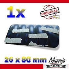 Original H&R H und R Aufkleber 26x80mm - Tuning Sticker, Decal, Autocollant