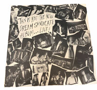 """The Dream Syndicate -Not The New Dream Syndicate Album...Live! (12""""Vinyl LP VG+)"""