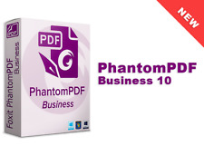 Foxit PhantomPDF Business 10🔥 Lifetime Activated✅ Full Version✅ Fast Delivery⚡
