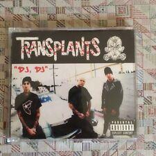 "TRANSPLANTS ""Dj, Dj"" Rancid PUNK bad religion Tim Armstrong Nofx"