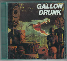 GALLON DRUNK - YOU, THE NIGHT ...AND THE MUSIC (CD 1992) BRAND NEW !!! RYKODISC