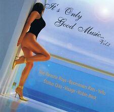 It's Only Good Music Vol.2 - CD NEU Yello Rockwell Wang Chung Michael Sembello