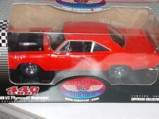 ERTL/SUPERCAR COLLECTIBLES 1969 1/2 440/6 PLYMOUTH ROAD RUNNER ORANGE 1/18