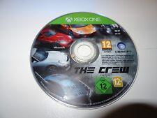 @ THE CREW@ Jeu Microsoft XBOX ONE (cd uniquement)