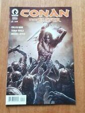 Conan The Slayer - #5 - November 2016