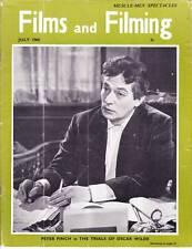 FILMS AND FILMING July 1960 - Ken Annakin, Bryan Forbes, Italian Hercules films