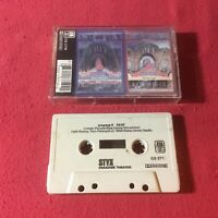 Styx ‎– Paradise Theater  1980:A&M Records ‎– CS-3719 :Cassette