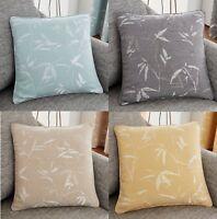 "Sagano Luxury Cushion Covers-Sofa Cushion Covers 17"" x 17"" 4 Colours"