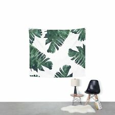 tapestry wall hangings banana leaf 130X150cm polyester home decor table cloth