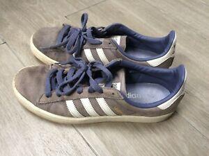 Adidas. Campus. UK Size 5.5. Grey. Good Condition.