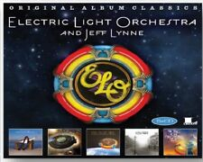 ELECTRIC LIGHT ORCHESTRA - ORIGINAL ALBUM CLASSICS - NEW CD BOX SET