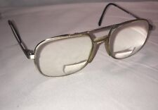 dc019803f28 Authentic Heartland Collection Vintage Aviator Eyeglasses Frames 56    18  120