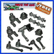 For 4WD Nissan D21 Pickup Steering Kit Idler Arm Tie Rod End Ball Joint Set New