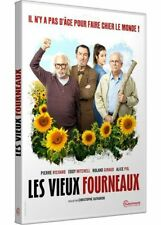 Les Vieux fourneaux - Pierre Richard, Eddy Mitchell, Roland Giraud - DVD NEUF
