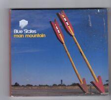 (HW785) Blue States, Man Mountain - 2002 CD