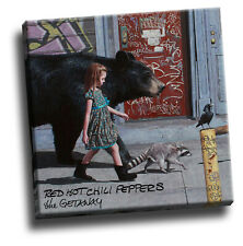 Red Hot Chilli Peppers - The Getaway Giclee Canvas Album Cover Art Picture