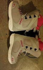 Used THIRTY TWO 32 EXUS Womens snowboard boots US sz 7