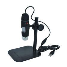 Digital USB Microscope 50x 500x Electronic 5mp 8 LED Camera Endoscope Magnifiek9