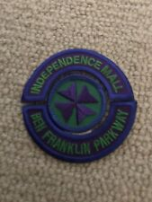 Philadelphia Ben Franklin Parkway Independence Hall Pennsylvania 3 Patches New