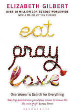 Eat, Pray, Love: by Elizabeth Gilbert New Book