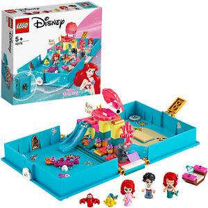 LEGO Disney Princess Arielles Märchenbuch, Konstruktionsspielzeug