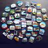 Simple Scenic Spot Souvenir 3D Resin Fridge Magnet Creative Refrigerator Magnet