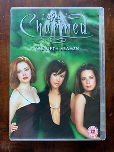 Charmed Season 5 DVD Box Set Teen Witch TV Series w/ Shannen Doherty