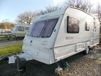 SOLD Bailey Pageant Moselle 2000 - 4 Berth Touring Caravan SOLD