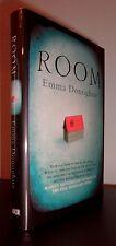 Room by Emma Donoghue SIGNED UK LTD. 1ST/1ST
