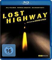 Lost Highway [Blu-ray/NEU/OVP] David Lynchs Alptraum aus Sex und Gewalt, in dem