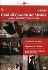 L'ETA' DI COSIMO DE' MEDICI 3 DVD COFANETTO STORIA
