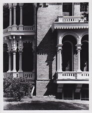 Plantation Natchez Mississippi Abstract Modernist VINTAGE c.1970s press photo