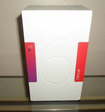New  Sealed Motorola  Nexus 6 XT1103 32GB LTE Blue GSM Unlocked 4K HD Smartphone